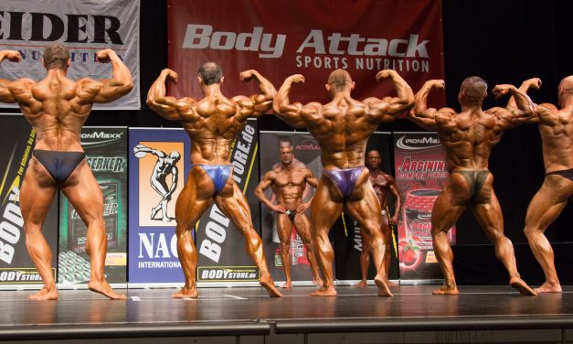 NAC Ms. & Mr. Universe 2013 in Hamburg, Highlights
